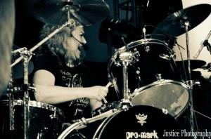 KC Biker Band Drummer - Dana